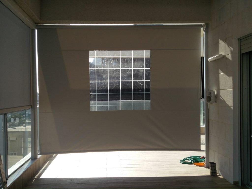 קשתות 5 פתרונות הצללה לחלון